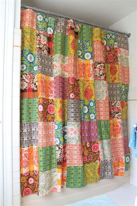 Patchwork Curtains - 1000 ideas about patchwork curtains on
