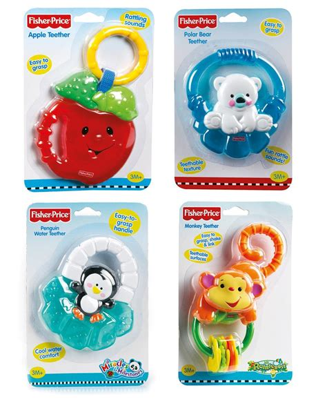 Teether Rattle Fisher Price fisher price precious planet baby teether teethers