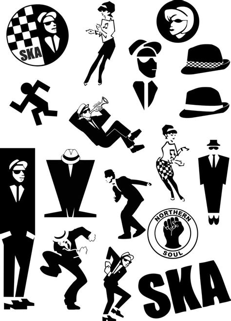 ska tattoo designs 29 best skinhead and clothing images on
