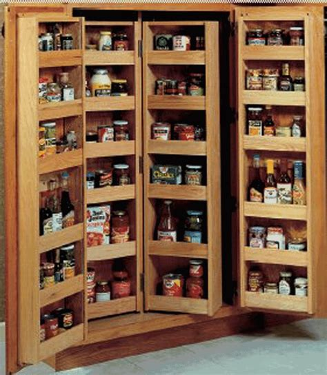 Pantry Space Savers by Space Saving Pantry Reconstruct