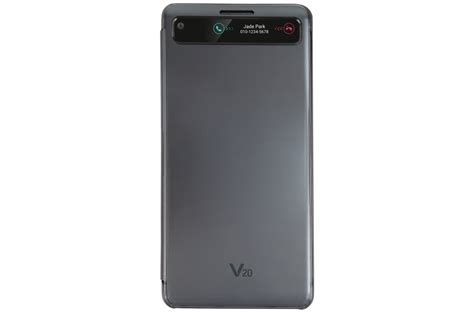 Casing Lg V20 Rolling Custom lg v20 cover by lg actually looks pretty android forums at androidcentral