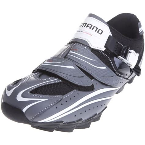 answer mountain bike shoes shimano s m087 grey cycling shoe bm08741 6 5 uk