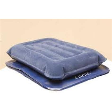 Travelling Products Pillow Air Bantal Angin travel rest air pillow fabric comfort waterproof imported