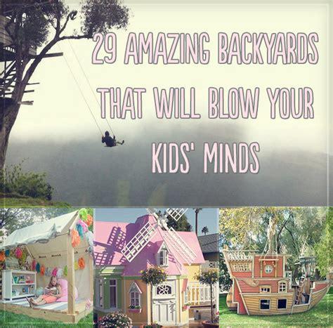 Backyard Buzzfeed 29 Amazing Backyards That Will Your Minds