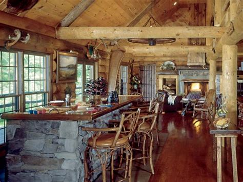 Bar Cabin log cabin bar studio design gallery best design