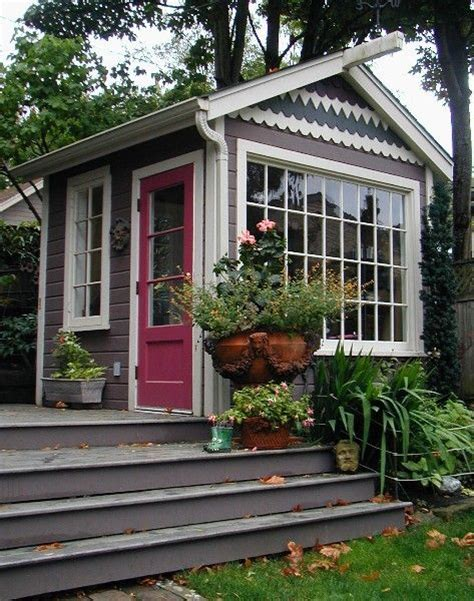 Charmant abri de jardin habitable design #1: 5a6e19524fc6117a49446b937bed6b4c.jpg