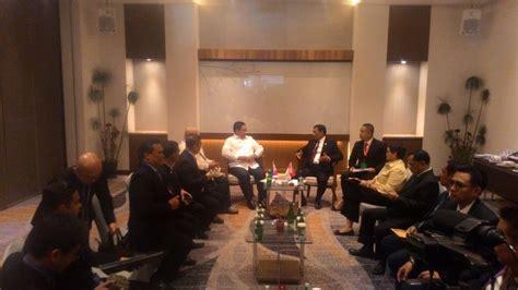 Mini 3 Di Manado pertemuan pendahuluan menko polhukam bahas ancaman terorisme dan bersama 3 negara di