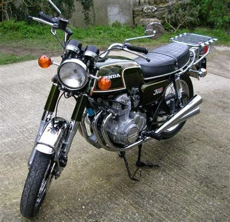 1973 honda cb350f classic motorcycle pictures