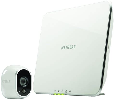 netgear arlo single hd home security kit 100