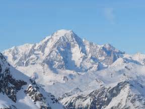 mont blanc photos diagrams topos summitpost