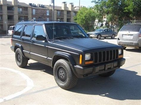 1999 Jeep Se Purchase Used 1999 Jeep Se Sport Utility 4 Door 4
