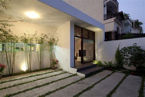 design house vietnam urban vietnamese house garden kitchen dining and