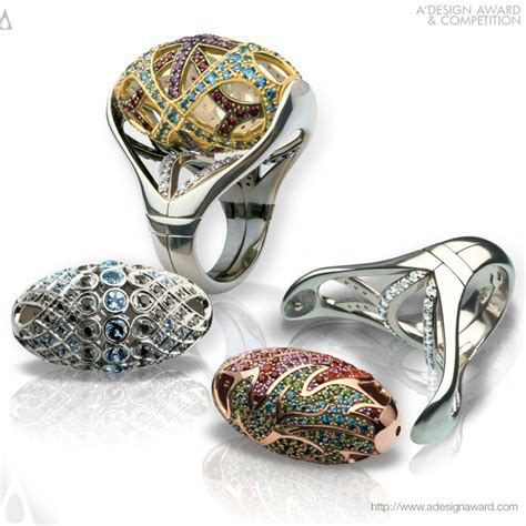 jas jewellery design awards anna dmitrieva wins golden award in a jewelry design awards