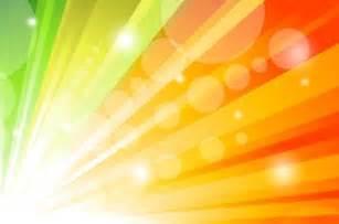 colorful sun glorious colorful sun shine background vector files
