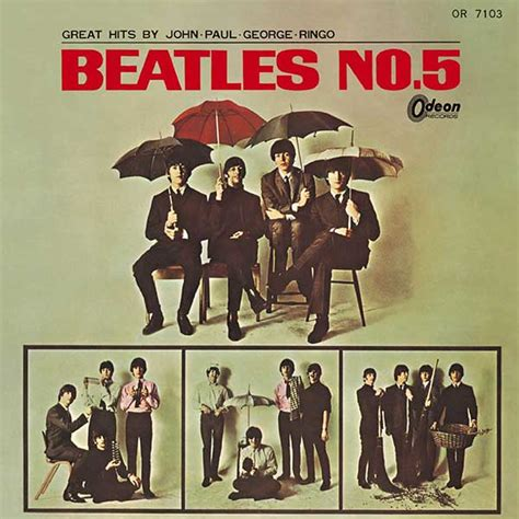 The Beatles 5 beatles no 5 japan 1965 about the beatles
