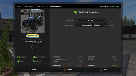 holland  dual wheels  ls  farming simulator   mod