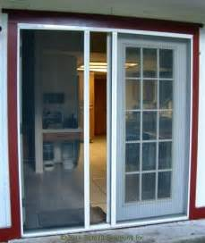 Sliding French Patio Doors With Screens by French Doors Retractable Screens Decoration Design