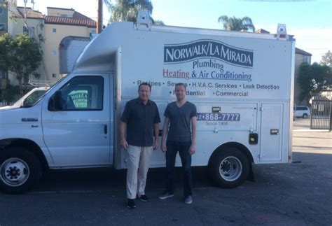 Norwalk La Mirada Plumbing by With Don Skala Owner Of Norwalk La Mirada