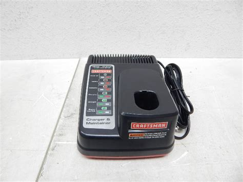 19 2 volt craftsman battery charger craftsman 596 315 ch2030 c3 19 2 volt lithium ion