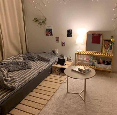 pin oleh  aesthetic design ide kamar tidur ide