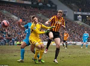 Andrew Halliday by Bradford City 2 0 Sunderland Brilliant Bantams Claim