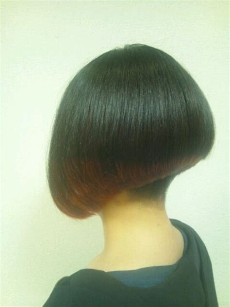 staked nape bobs 655 best images about bobs on pinterest shaved nape