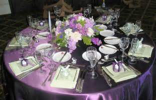 Reception Table Ideas Choosing Your Wedding Color Combinations
