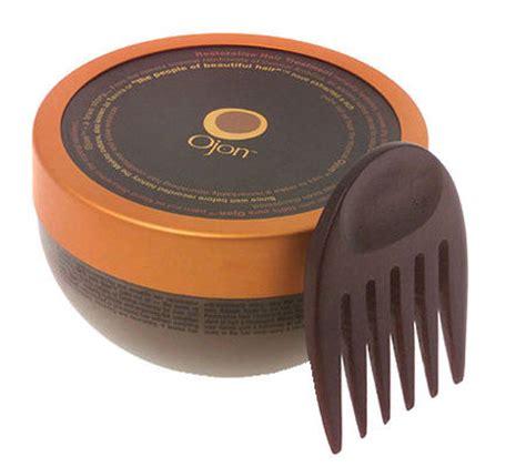 Ojonproduct Review Ojon Restorative Hair Treatmen by Ojon Restorative Hair Treatment 4 6 Oz Page 1 Qvc