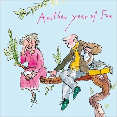 25 jaar getrouwd funny woodmansterne quentin blake another year of fun