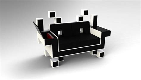 space invader couch retro space invader alien couch xcitefun net