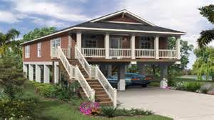 Elevated Beach House Plans Elevated Florida House Plans Raised Beach House Plans