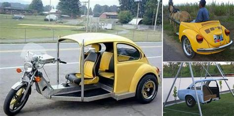 Goods Home Design Diy by 8 Creative Ideas On How To Recycle Old Cars Home Design