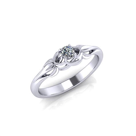 floral promise ring jewelry designs jewelry promise ring