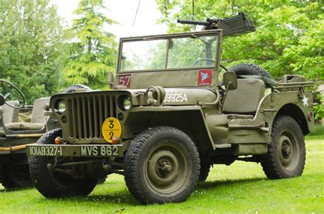old military jeep truck willys mb sale army autos weblog