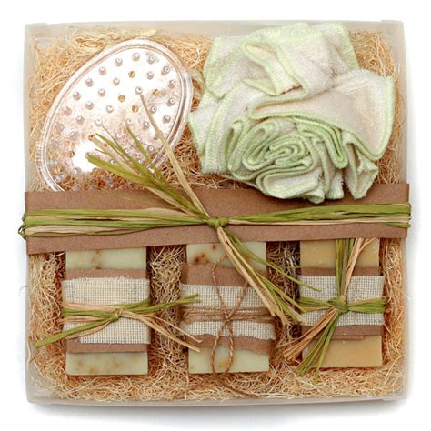 Handmade Soap Gift - soap gift set for skin soap