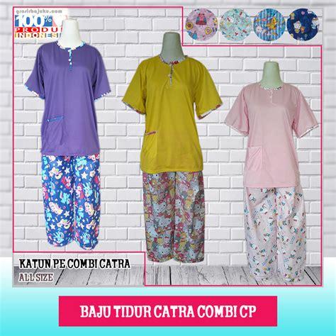Gamis Catra by Distributor Baju Tidur Katun Catra Dewasa Sentra