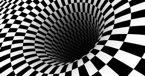ilusiones opticas geometria black hole vortex illusion geometr 237 a pinterest