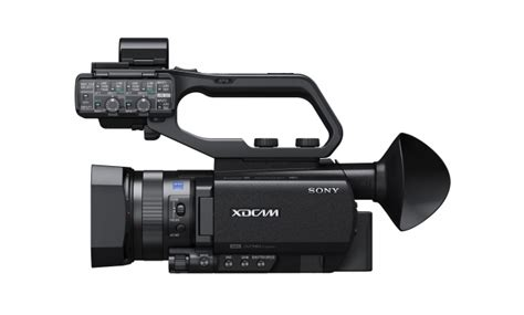 Kamera Sony Pxw X70 kamera sony pxw x70 pozwala na nagrywanie w formacie 4k