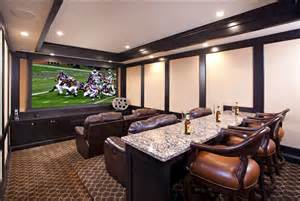 basement theater basement theater room house