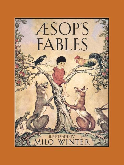 libro aesops fables earlyreads aesop s fables by milo winter hardcover barnes noble 174