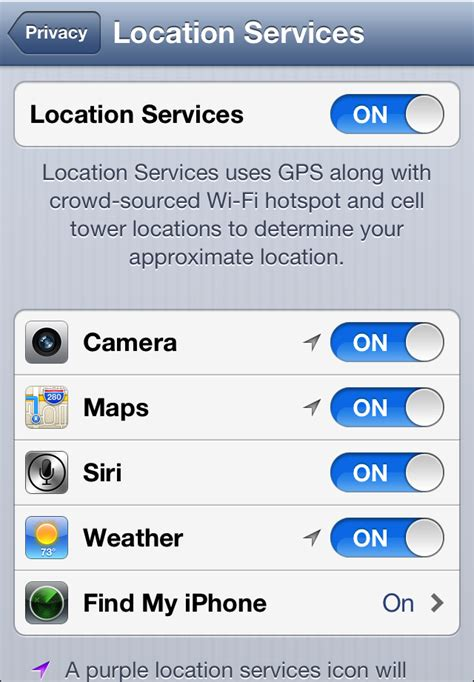 iphone location services my weather app from iphone is not updating apple community