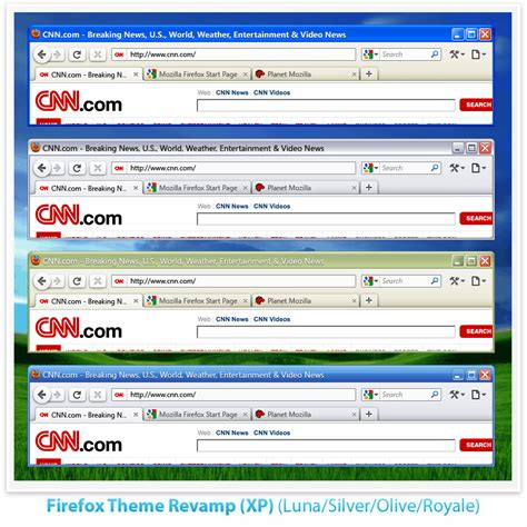 firefox ui themes firefox 3 7 and 4 0 design mockups ghacks tech news