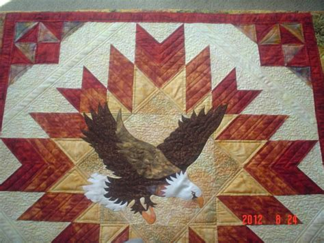 quilt pattern eagle myquilter eagle quilt