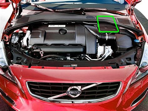 volvo  car battery location abs batteries