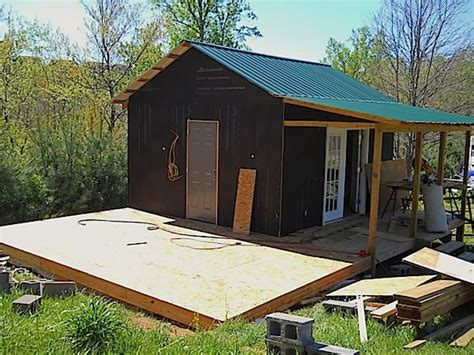 how to build a cabin house build small house yourself build a small house design