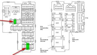 2002 mercury mountaineer need fuse box location and diagram