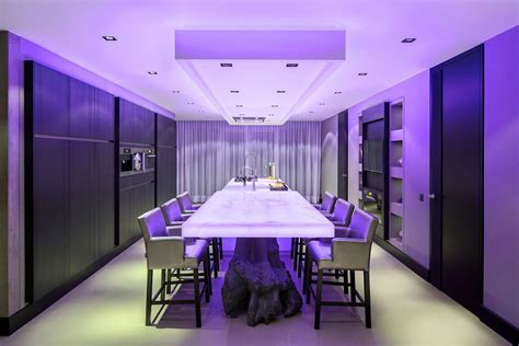 led lighting for home interiors cozy home interior is both eco and glam kitchen design guide