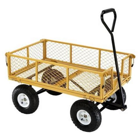 farm ranch 900 lb steel utility cart fr1245 2 the