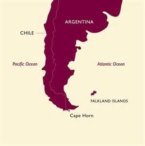 cape horn map south america argentina cape horn map australian museum