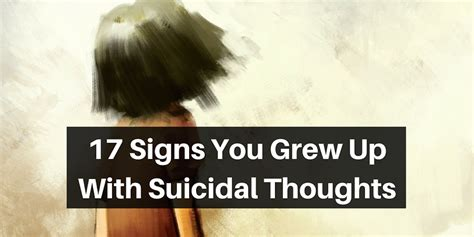 7 Signs That You Grew Up In The 80s by 17 Signs You Grew Up With Suicidal Thoughts The Mighty